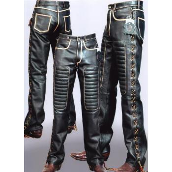 Кожаные мужские штаны сшить