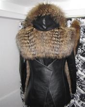 куртка на манекене